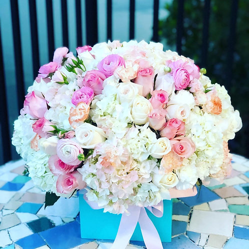 Tiffany arrangement