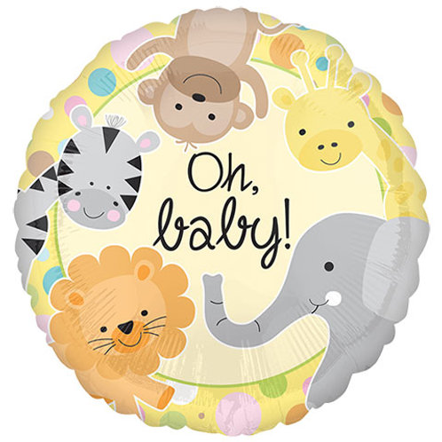 Child Safari Balloon
