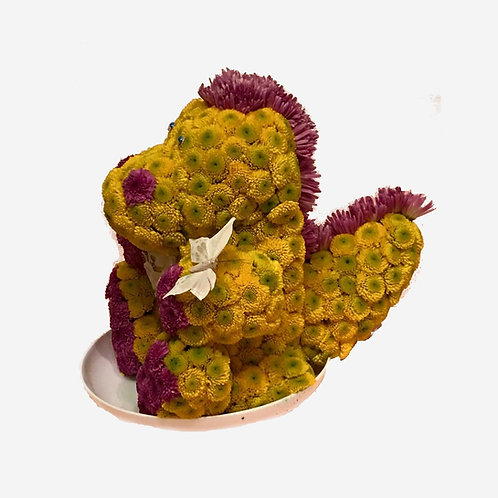 Dino Dinosaur Flower Toy