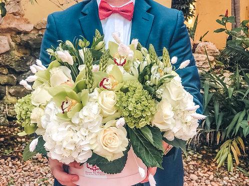 Freshness Flower Hatbox