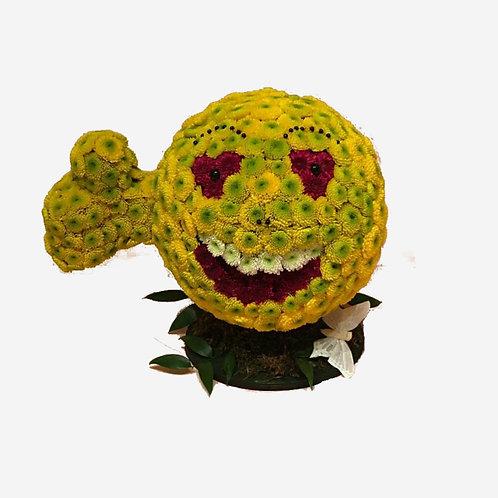 The Emoji Flower Toy