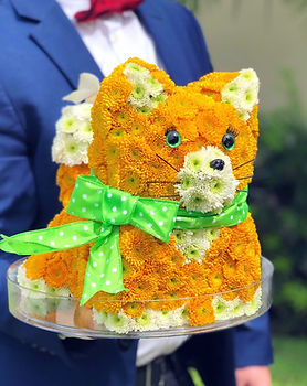 Kitty Flower Toy