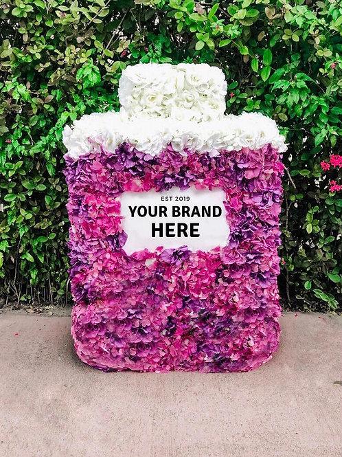 Perfume Flower Bottle / 3ft