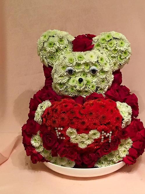 """My Valentine""Flower Toy o.1"