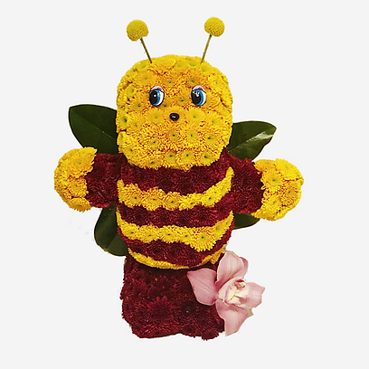 Honey Bee Flower Toy
