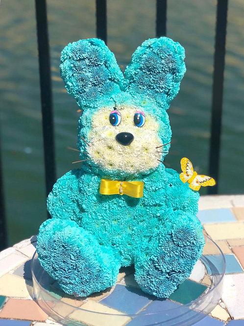 Turquoise Dream Rabbit