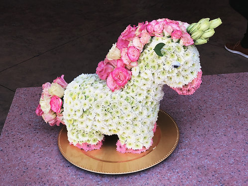 Unicorn Flower Toy