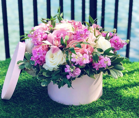 Pink Dream Flower Box