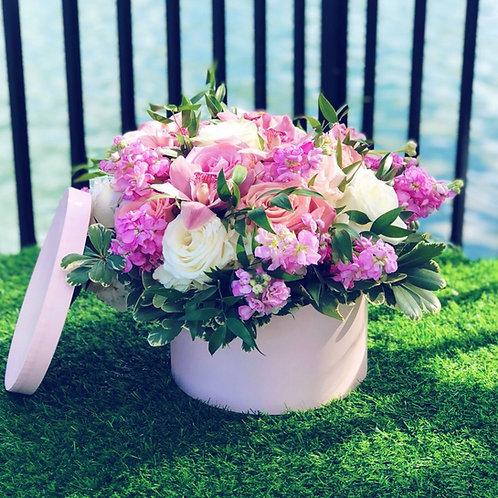 Pink Dream Flower Box