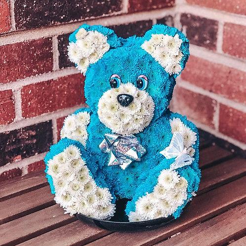 Innocence Teddy Bear Flower Toy