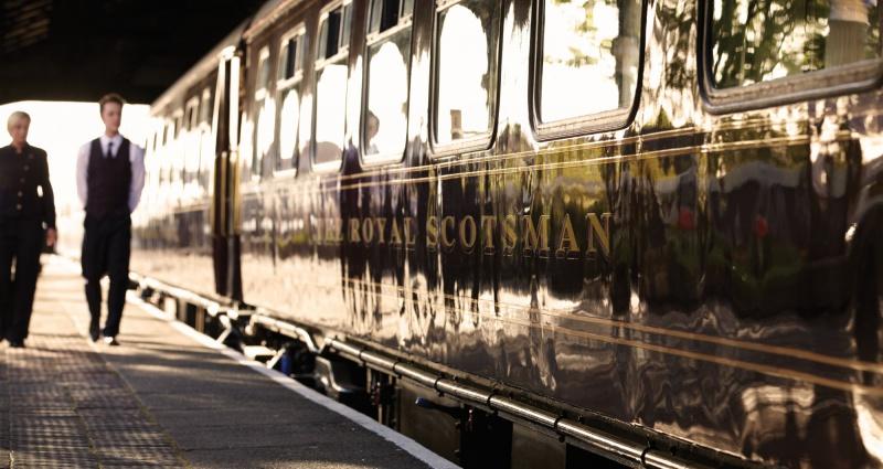 BELMOND ROYAL SCOTSMAN - LUXURY TRAIN