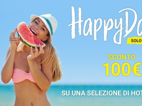 Promo Happy Days e Non Solo Italia