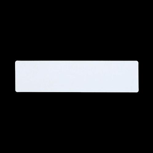 旧様式・シール方式】専用商品 識別情報再シール(無地) 【1セット500枚入】