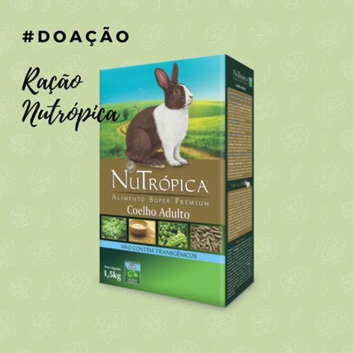 #DOAÇÃO: Pacote de Ração Nutrópica