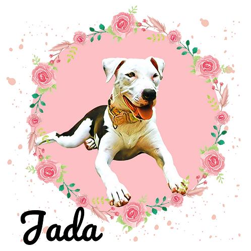 Postcard- #7 Jada
