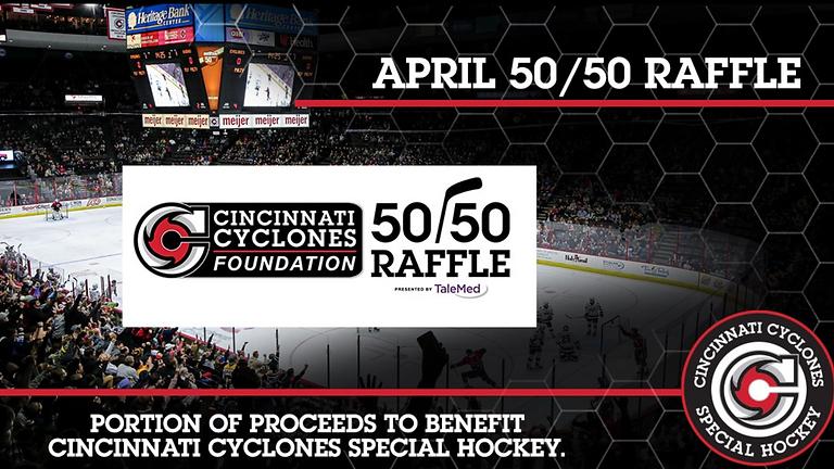 Cincinnati Cyclones Foundation 50/50