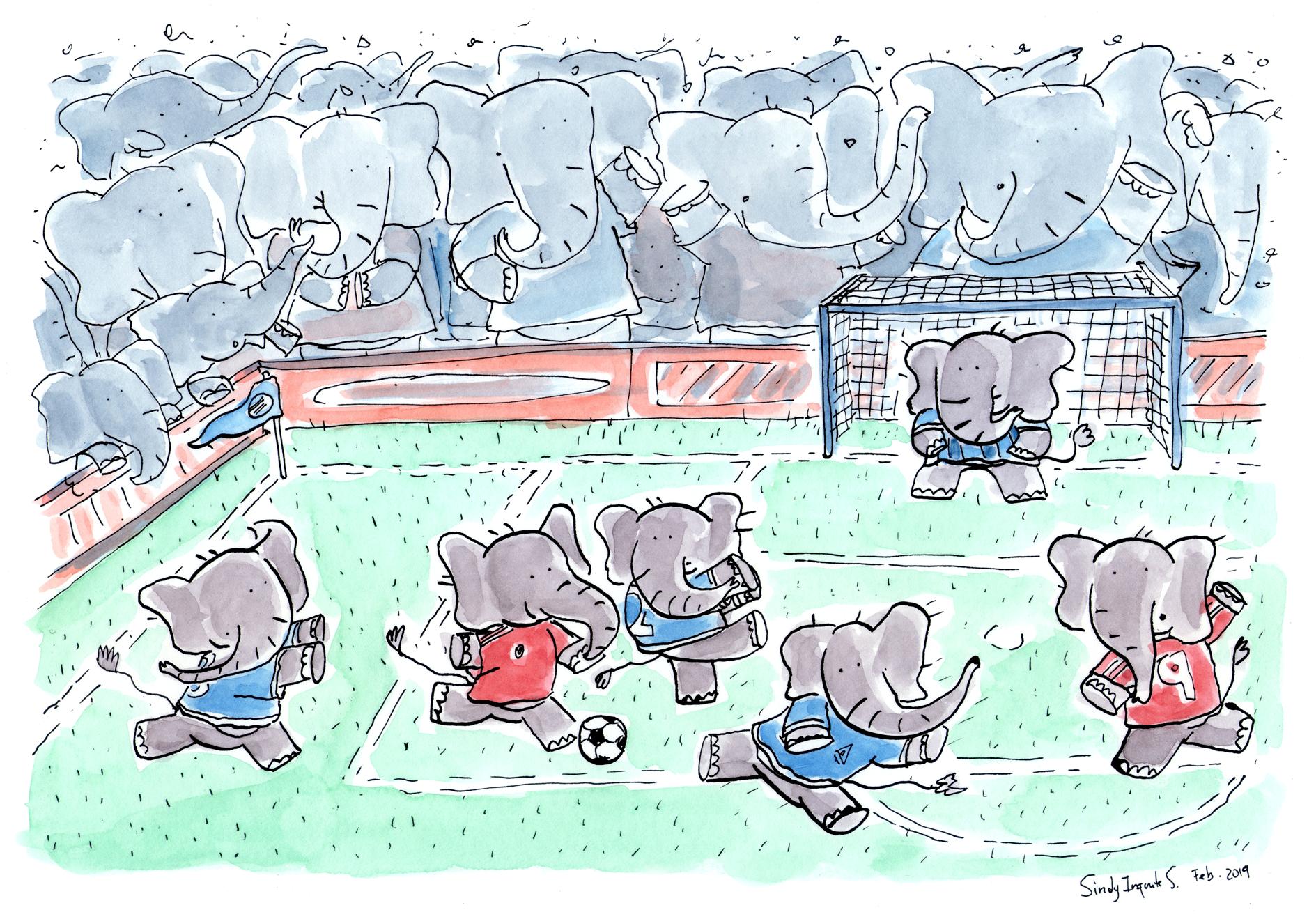 Fútbol sin género.