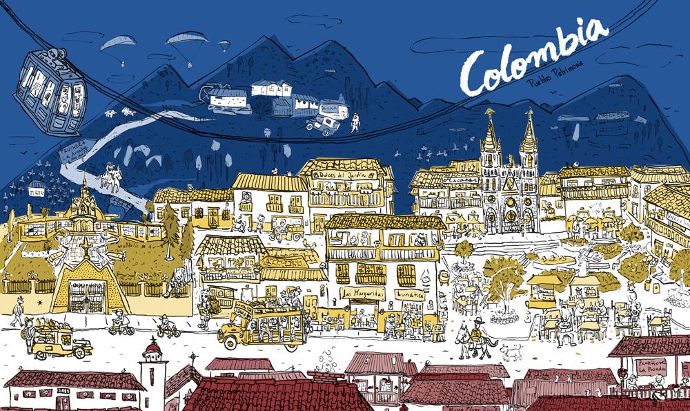 Pueblos Patrimonio.