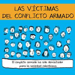 Víctimas del conflicto