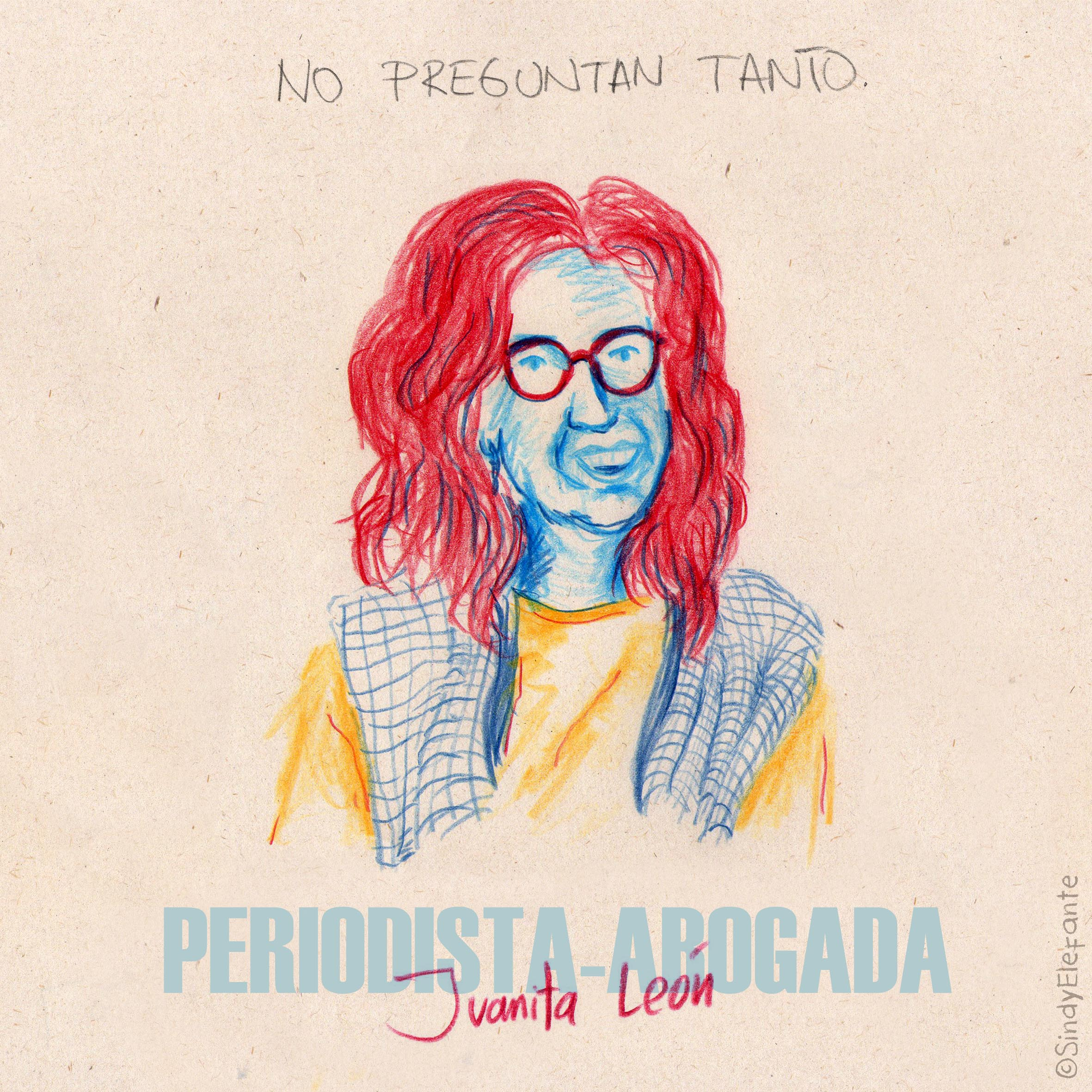 Juanita León