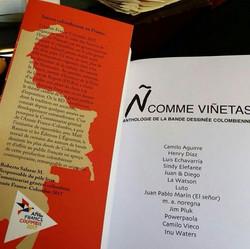 Ñ Comme Viñetas 2