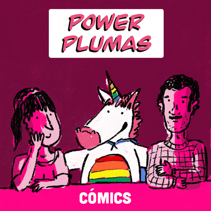 Power Plumas Cómics