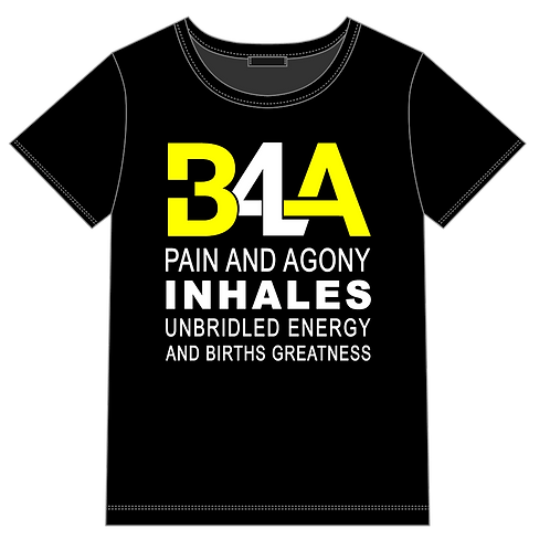 Unbridled Energy Tee