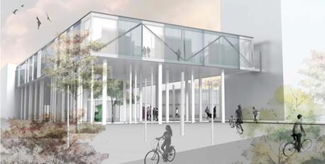 Uitbreiding Gerrit Rietveld Academie