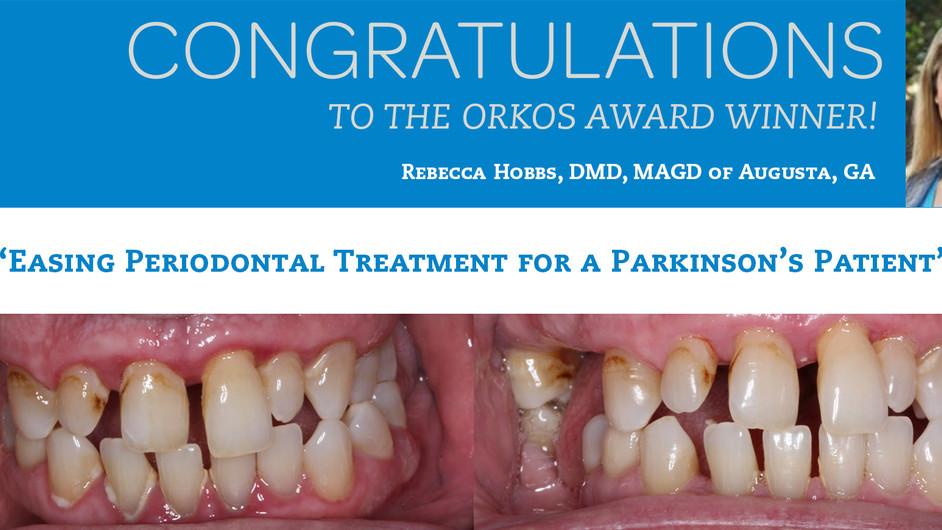 April 2014 Award Winner - Dr. Rebecca Hobbs
