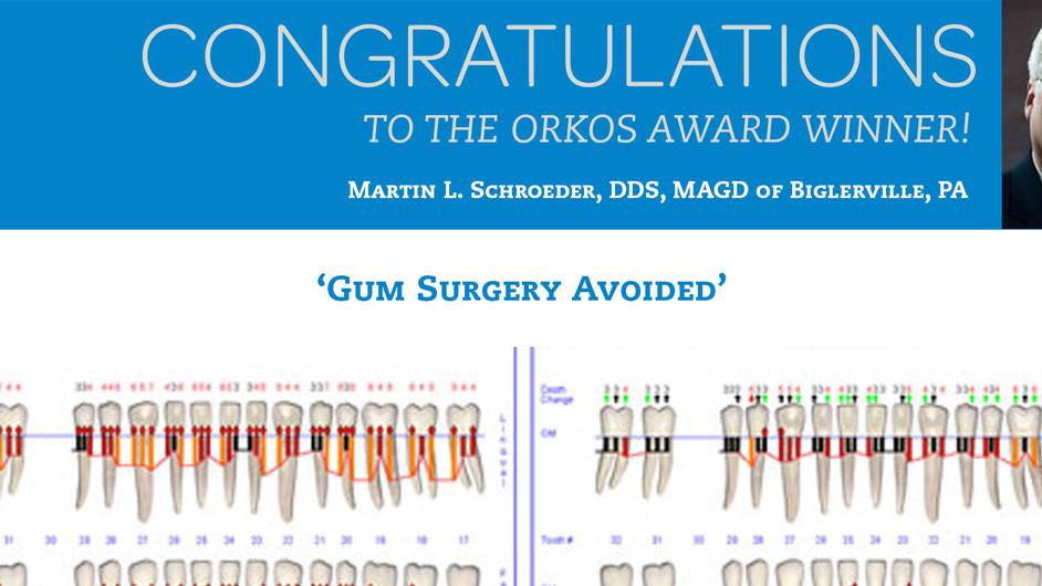 August 2011 Award Winner - Dr. Martin L. Schroeder