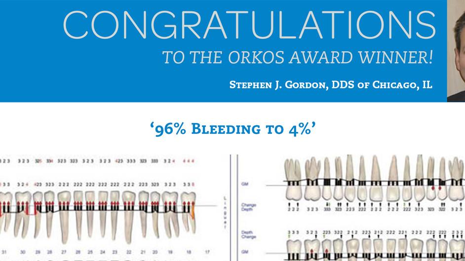 January 2011 Award Winner - Dr. Stephen J. Gordon