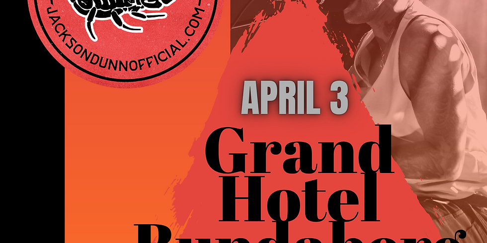 EASTER SAT Grand Hotel Bundaberg