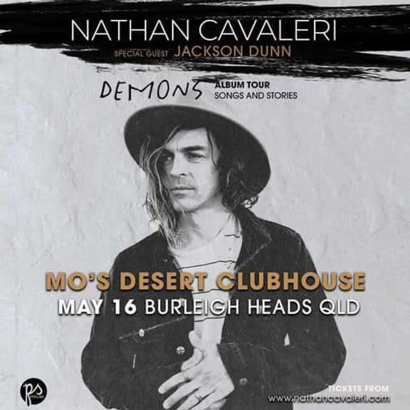 Jackson Dunn + Nathan Cavaleri