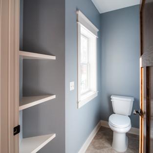 227th Place Master Bath Water Closet