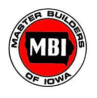 Master Builders of Iowa Logo