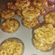 Produção de Biscoitos de Queijo