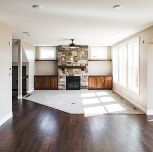 Aldrin Avenue Living Room