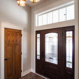227th Place Interior Entryway