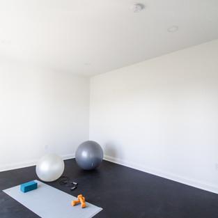 2019 P.O.H. Basement Exercise Room