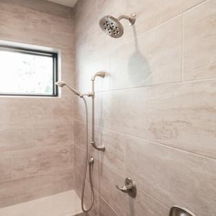 650th Avenue Master Bath Shower