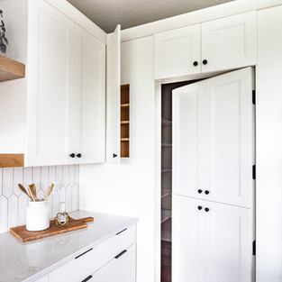5438 Windrose Spec Hidden Panty and Spice Cabinet