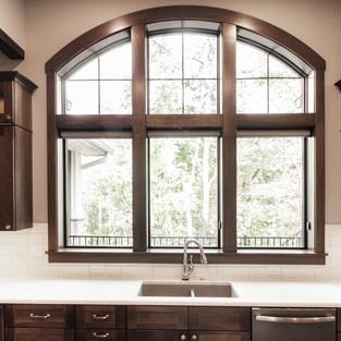 650th Avenue Kitchen Window Feature