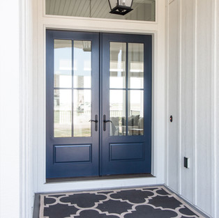 2019 P.O.H. Exterior Front Door