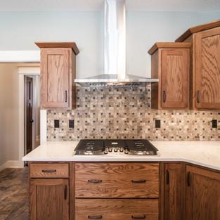 227th Place Kitchen Range & Hood