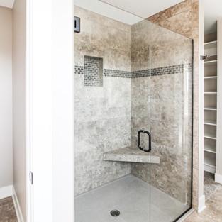 Aldrin Avenue Master Bath Shower