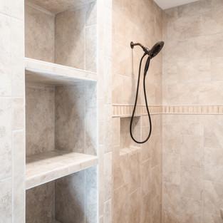 227th Place Master Bath Shower