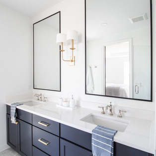 2019 P.O.H. Master Bath Vanity