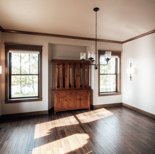 650th Avenue Dining Room_Built-in Hutch