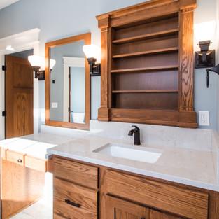 227th Place Master Bathroom