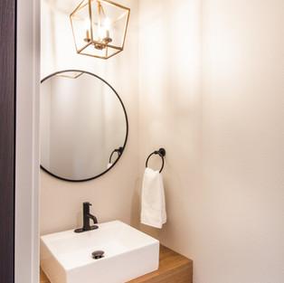 5438 Windrose Spec Basement Bath #1